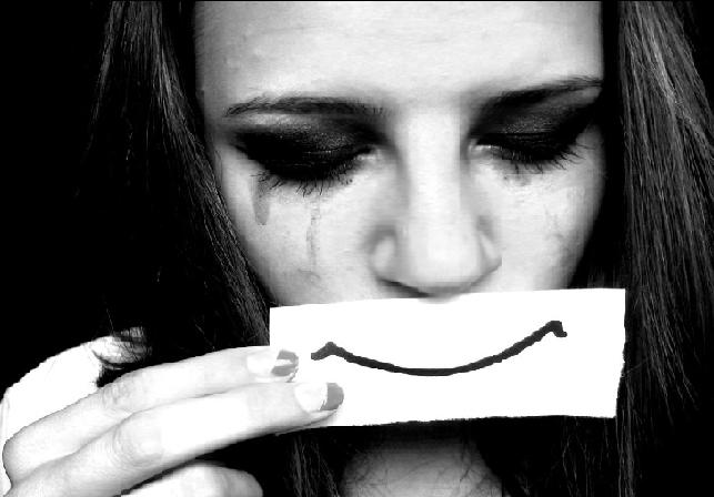 Der New Age Wahnsinn: Du musst immer lächeln und glücklich sein!